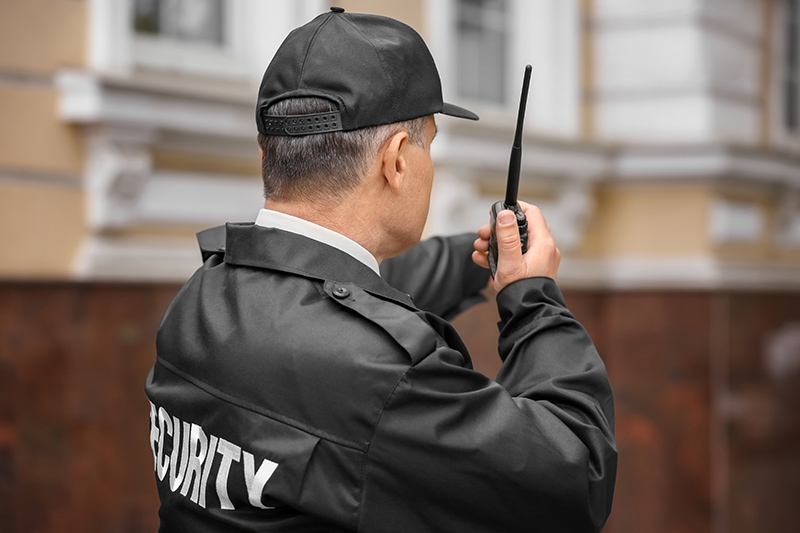 How To Be A Security Guard Uk in Ipswich Suffolk