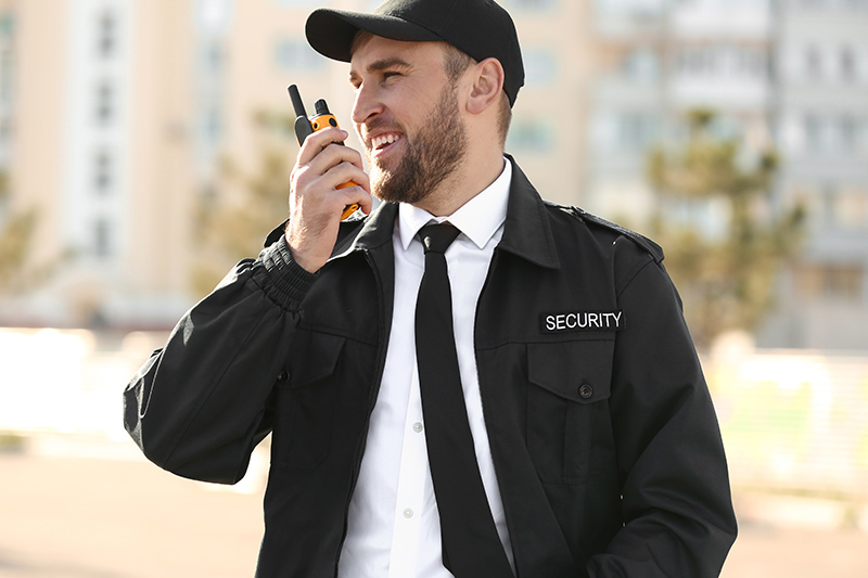 Security Guard Job Description in Ipswich Suffolk